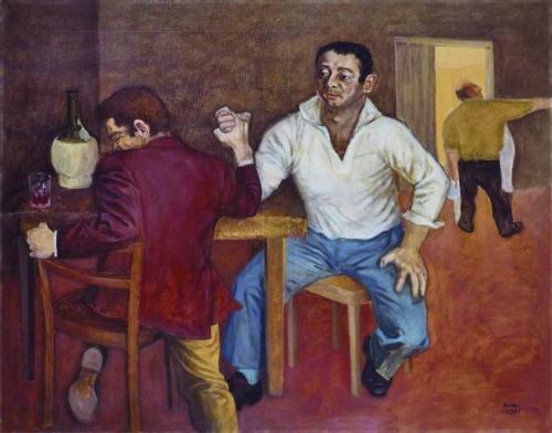 1961 - Il braccio di ferro