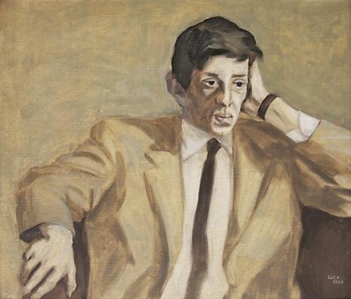 1964 - Ritratto di Luciano Francesconi
