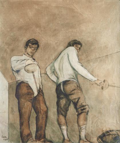 1966 - Due spadisti