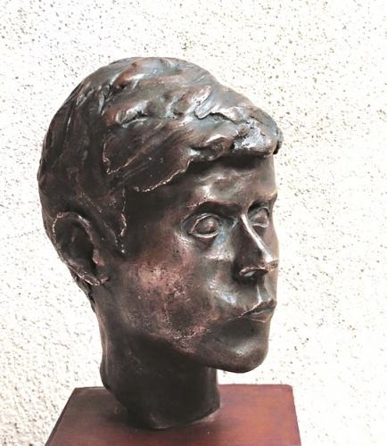1966 - Ritratto di Sergino