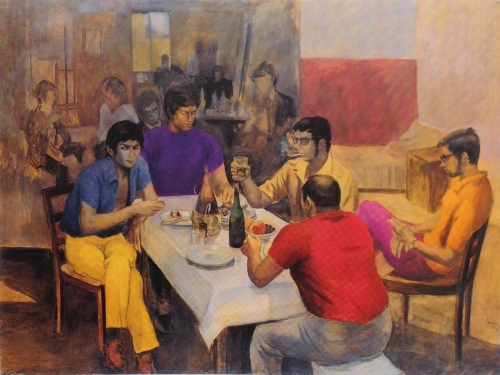 1967 - Cena tra amici