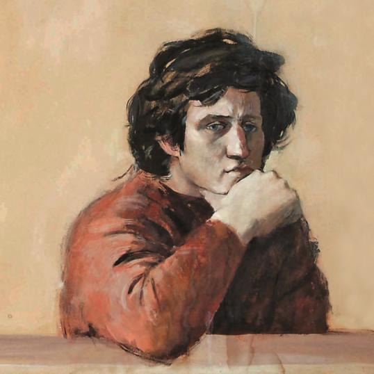 1976 - Ritratto di Luigi Lanzillo