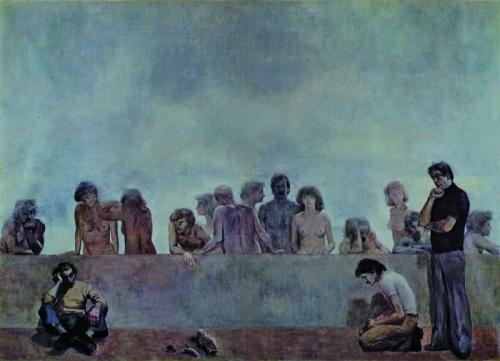 1978 - La vita dell'uomo (metà di destra)