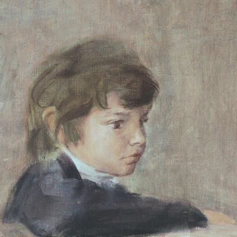 1979 - Ritratto di Antonio Bonazzo