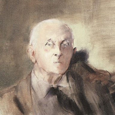1981- Ritratto di Giuseppe Novello