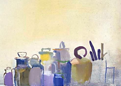 1982 - Vasi con i colori