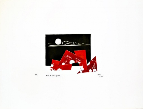 1986 - Frammenti di una notte rosso