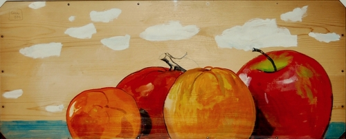 1994 - Grandi frutti in primo piano (Capoletto)