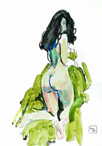 1994 - Nuda su verde