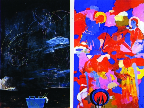 1999 - Trasfigurazioni. Demoni e Santi