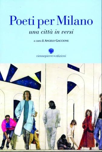 2002 - Angelo Gaccione Poeti per Milano Copertina