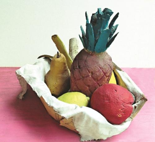 2003 - Cestino con frutta (1)