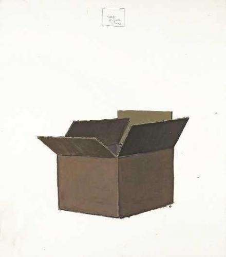 2003 - Scatola di cartone