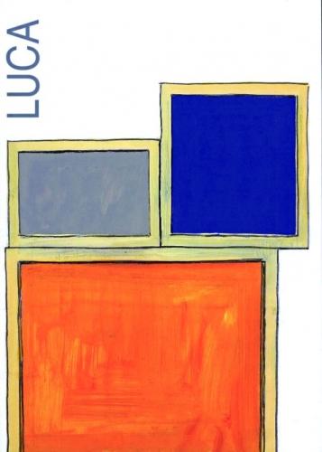2006 - 2007 Catalogo Mostra a Milano