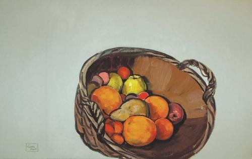 2006 - Cesta di frutta