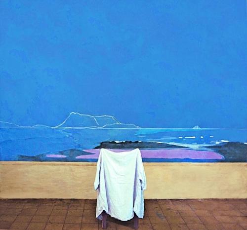 2011 - L'inerenza e l'altrove (Tavolara velata dal vento)