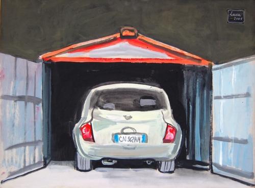 2005 - Auto nel box
