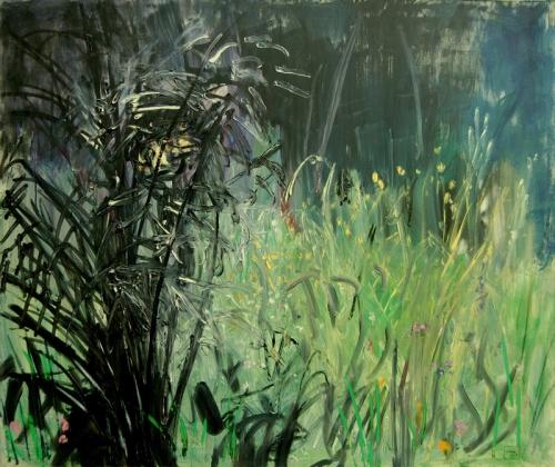 1995 - Erba e oleandro notturno
