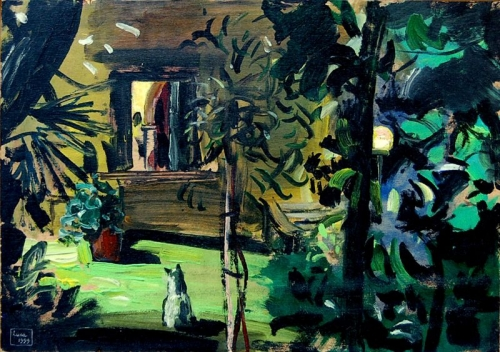 1999 - Il mio giardino di notte Ub Milano Coll Marta Mirra