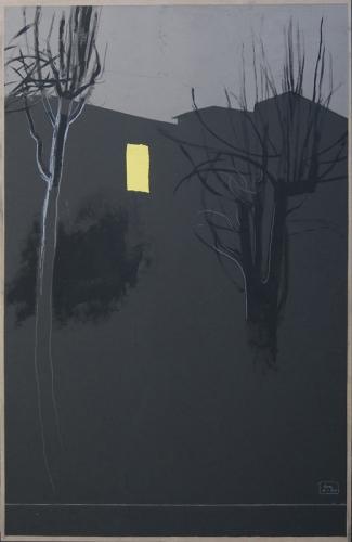 2009 - La finestra nella nebbia