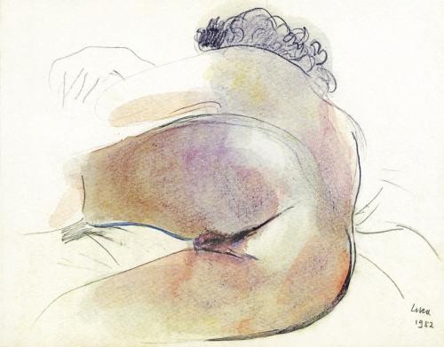 1982 - Nuda nel letto