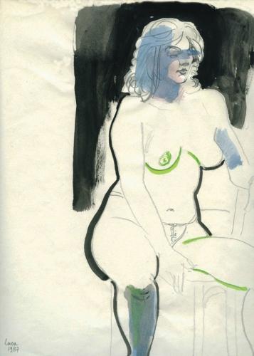 1987 - Nudo