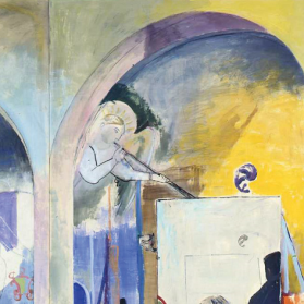 1996 - Settimo Pannello  Riverberi
